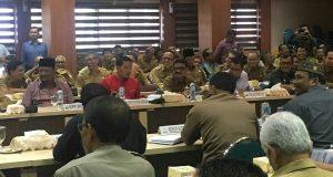 Di Raker Bupati/Walkot se-Aceh, Bupati Ahmadi Sampaikan 3 Masalah Urgen di Bener Meriah