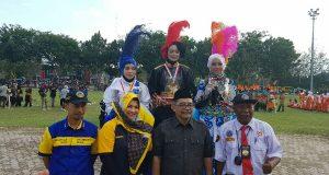 Raih 1 Perak dan 2 Perunggu, PDBI Aceh Tengah Lolos PORA 2018