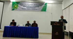 Daud Pakeh : Per 20 November, Serapan Keuangan Kanwil Kemenag Aceh Capai 80,07 Persen