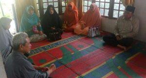 Bupati Nasaruddin Kunjungi Keluarga Almarhum Muhammad Naufal