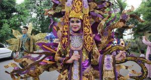 Kadisbudpar Aceh Lepas Kirab Budaya dan Pawai Sail Sabang 2017