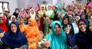 Ibu Dyah Erti Idawati: Peran Posyandu Menjaga Generasi Aceh Tetap Sehat