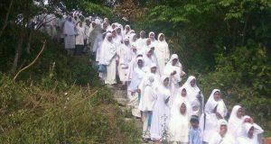[Foto] Jama'ah Majlis Zikrullah Ziarah ke Buntul Linge