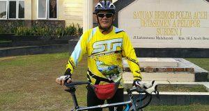 Sukses Pra PORA Balap Sepeda, Ini Kata Pengrov ISSI Aceh