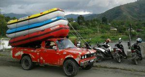 Duta Wisata Aceh 2011 : Rafting Aceh Tengah Akan Maju Pesat