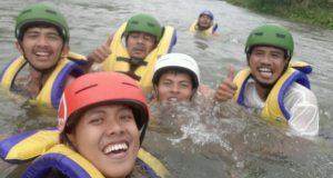 Fun Rafting di Pesangan Dibuka Setiap Hari