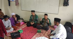 Kakanwil Kunjungi Pemondokan Kafilah MQKN Aceh