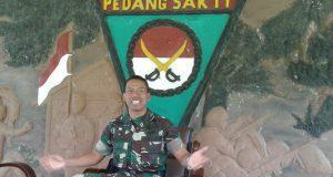 Peringati HUT ke-13,Batalion 114 Satria Musara Adakan Aneka Lomba