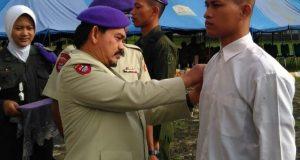 Calon Anggota Baru Menwa 102 Rencong Sakti, Siap Mengikuti Pendidikan Dasar Militer
