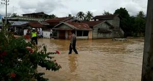 DPRK Agara Minim Perhatian Terhadap Korban Banjir