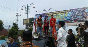 Hari Anti Korupsi Sedunia Diwarnai Aksi Demo Dari Aliansi Lembaga Besatu Aceh Tenggara