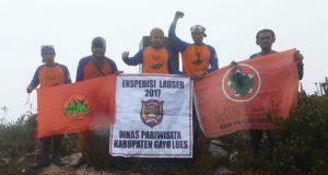 Pengalaman Tak Terlupakan 6 Ranger Ekspedisi Leuser 2017