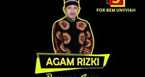 Alat Peraga Kampanye Hilang, Agam Rizki : Jangan Berprasangka Buruk