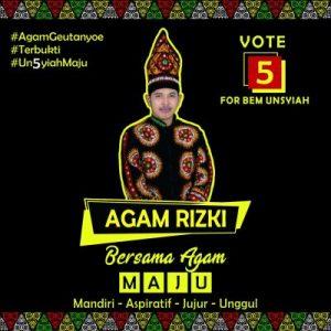 Agam Rizki