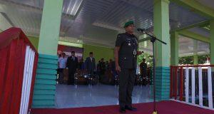 Dandim 0113/Gayo Lues Pimpin Upacara Hari Juang Kartika