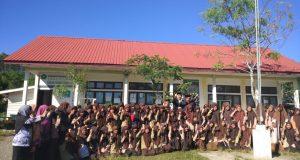 Kunjungi MTsN Jagong, Kakanwil Ajak Siswa Madrasah Jadi Teladan