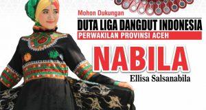Tampil Besok di LIDA, Nabila Butuh Dukungan Urang Gayo di Jakarta ke Studio Indosiar