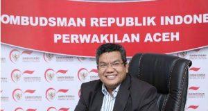 Selama 2017, Maladministrasi Laporan Tertinggi ke Ombusdman Aceh