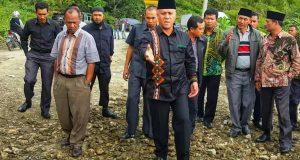 Perbaiki Jalan Utung-Utung, Shabela: Ini Gotong Royong Bukan Proyek