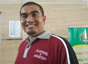 Ketua Menembak, Saifuddin SE (Ist)