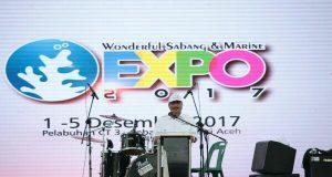 Menteri Pariwisata Buka Wonderful Sabang and Marine Expo 2017