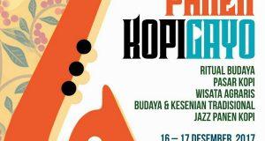 16-17 Desember 2017 ada Festival Panen Kopi Gayo di Lut Tawar