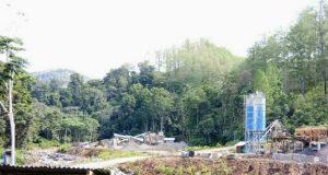 Galian C dan Stone Crusher Milik NK di Kala Sampe Isaq Ilegal