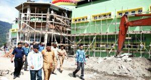 Progres Pembangunan Kampus STAIN Gajah Putih Sudah 90 Persen