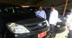 7 Mobil Dinas DPRK Bener Meriah Dikembalikan ke Pemkab
