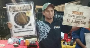 Kenred Coffee The Best Roaster Sabang Sail 2017