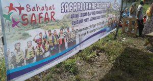 Sahabat Safar Takengon Boyong Anak Panti Berarungjeram di Pesangan