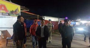 Bupati Bener Meriah Tinjau Aktivitas Malam di Lapangan Pacuan Kuda Sengeda