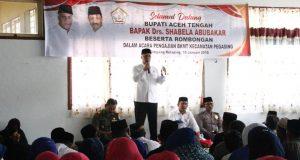 BKMT di Aceh Tengah Diminta Evaluasi Program