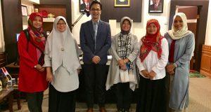 Balai Syura Ureung Inong Aceh Lakukan Audiensi ke DPRA Terkait Himne Aceh