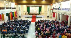 1.100 Peserta Hadiri Seminar Internasional Tahfidzul Qur'an di UIN Ar-Raniry