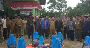 Tiba di Aceh Tamiang, Ini Kegiatan Kakanwil Kemenag Aceh