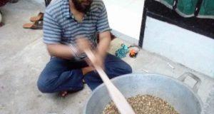 Kisah Bang Mek Penciptakan Bubuk Kopi Pinang