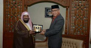 Pengusaha Arab Jejaki Peluang Investasi di Aceh