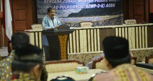 Konsultasi Publik RZWP3K untuk Keberlanjutan Pesisir Aceh