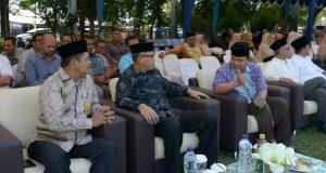 Wagub Hadiri Acara Maulid di Dinas Pengairan Aceh