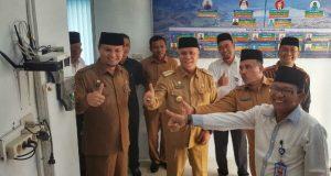Kantor Baru BPS Aceh Tengah Diresmikan