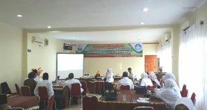 Disdikpora Bireuen Gelar Workshop Bagi Pengawas SD dan SMP
