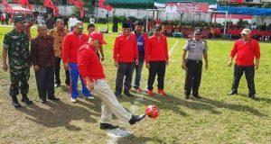 Liga Sepak Bola Usia Dini Bergulir di Musara Alun