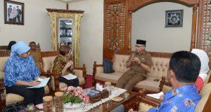 Bertemu Wagub, KOMPAK Bahas Pengelolaan Dana Otsus di Aceh