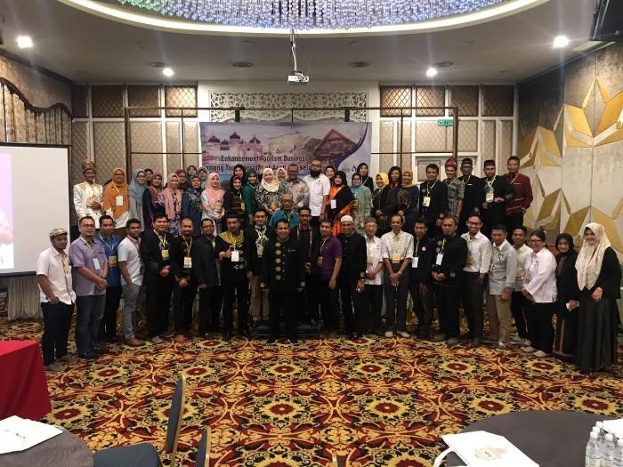 temu bisnis Travel Agent di dua kota di Malaysia, Kedah dan Kelantan, 23-26 Oktober 2018.