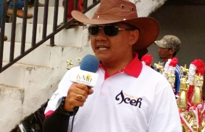 Ketua Pordasi Aceh Tengah Irmi Bukit