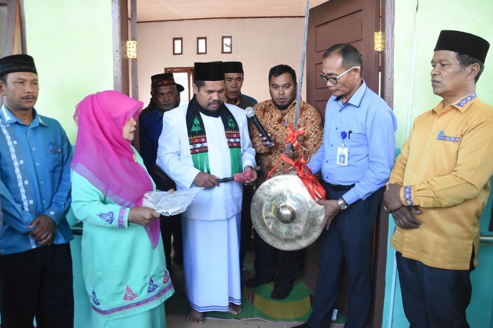 Sarkawi Resmikan SLB Ashabul Kahfi