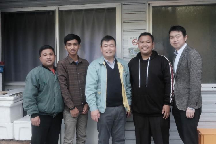 3 Peserta dan Aceh Tengah mengikuti program pelatihan di Okabayashi Farm Jepang (Ist)
